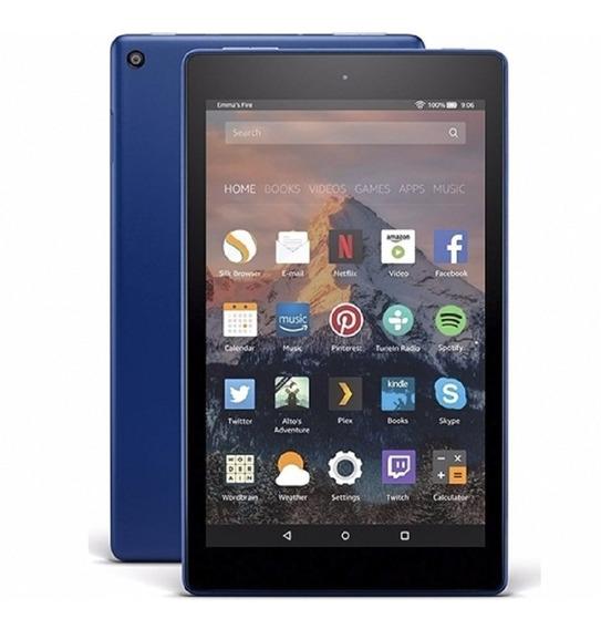 Tablet Amazon Fire Hd8 16g Tela De 8 A Pronta Entrega