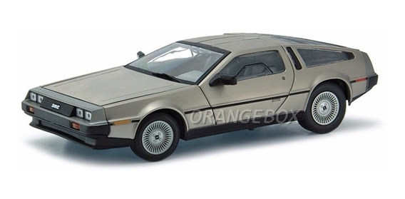 Delorean Dmc12 Lk 1981 Sunstar 1:18 2701