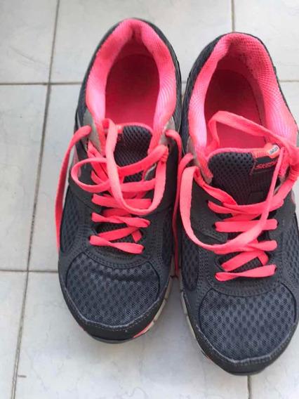 Zapatillas Skechers Mujer Light Weight