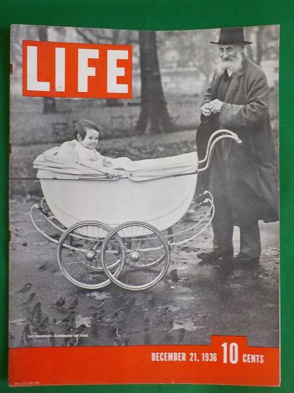Revista Life 1936