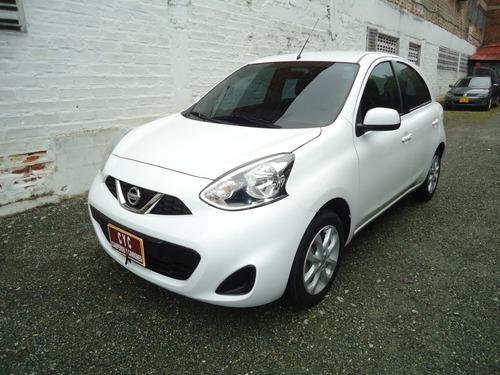 Nissan March 1.6 Sense Automático