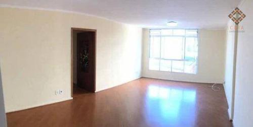 Apartamento Com 3 Dormitórios À Venda, 100 M² Por R$ 920.000,00 - Bela Vista - São Paulo/sp - Ap54271
