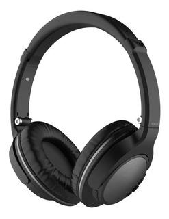 Fone de ouvido sem fio Tedge Auricular Bluetooth preto