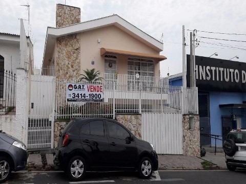 Imagem 1 de 30 de Casa  À Venda No Jardim Paulistano  -  Sorocaba/sp - Cm00234 - 31919910