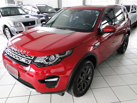 Land Rover Discovery Spt Sd Hse