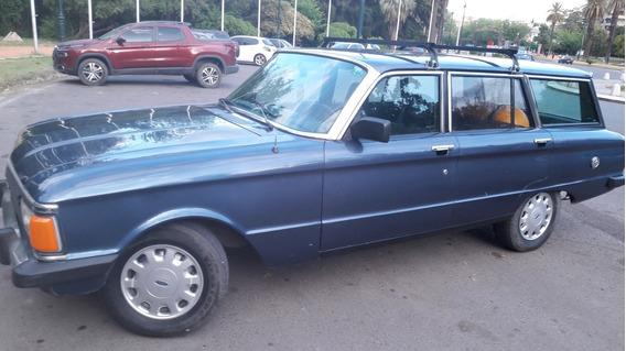 Falcon Rural Ghia 1987 3.0