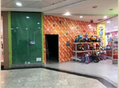 Loja Com 168m² No Shopping Itaigara - Lit059 - 32815316
