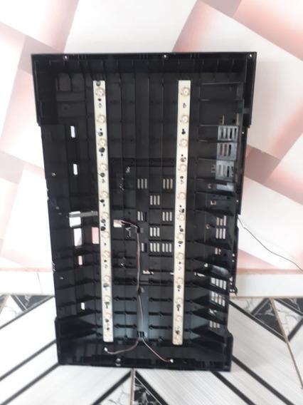 Kit Barras De Led Tv Semp Dl3244(a)w