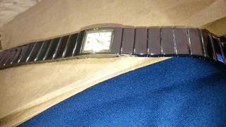 Reloj Orient Con Malla De Acero