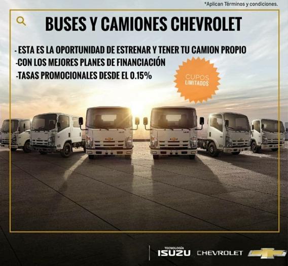 Camiones Chevrolet Nuevos