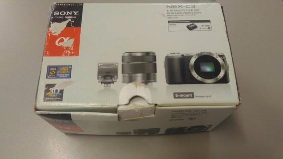 Máquina Fotográfica Sony Alpha Next C3k