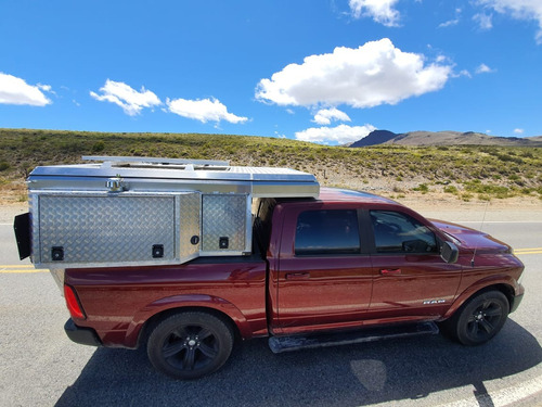 Camper Alutrail Para Pick Up