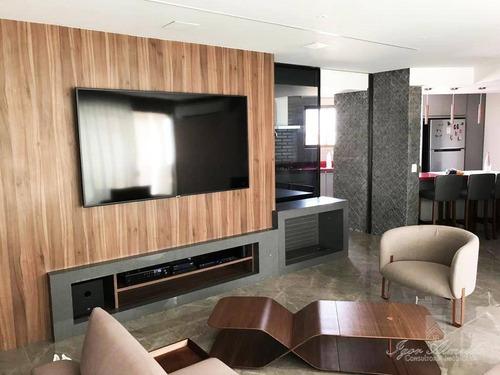 Apartamento Com 4 Dormitórios À Venda, 155 M² Por R$ 1.810.000,00 - Lapa - São Paulo/sp - Ap42038