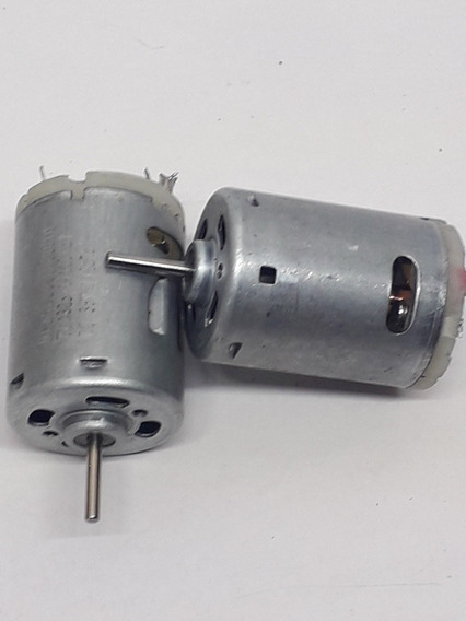 Micro Motor Ventilador Dc36 Para Escova/secador De Cabelo