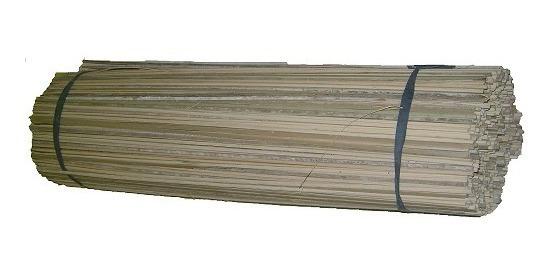 Vareta De Bambu Taquara 60 Cm P/pipas Gaiolas... C/100