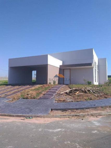 Casa Com 2 Dormitórios Para Alugar, 166 M² Por R$ 2.000/mês - Portal De São Clemente - Limeira/sp - Ca0891