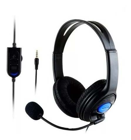 Fone Headphone Gamer Microfone Xbox One / Ps4 / Pc / Celular