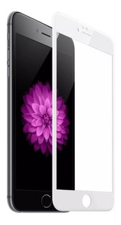 Película 3d P/ iPhone 6 6/s Branco