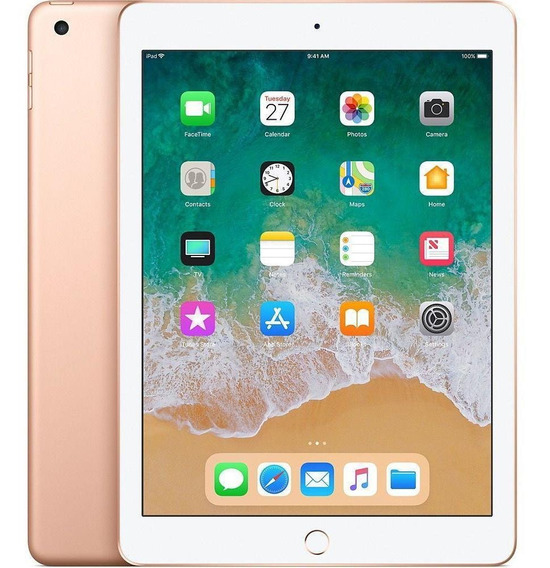 Apple iPad 6 Geração 128gb 9.7 + Pencil Apple