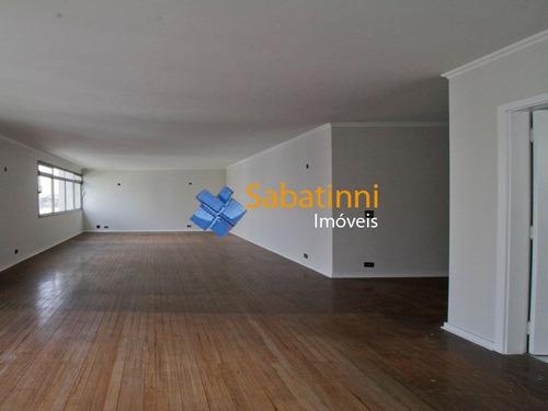 Imagem 1 de 30 de Apartamento A Venda Em Sp Higienópolis - Ap04811 - 69453161