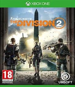 Tom Clancys The Division 2 - Gold Edition Código 25 Dígitos