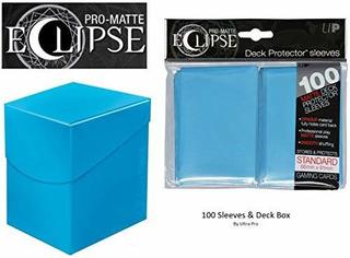 Ultra Proprotector De Cubierta Azul Cielo Y Caja De Cubierta