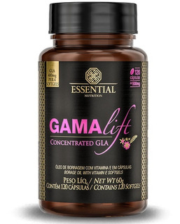 Gama Lift 120 Softgels - Essential Nutrition