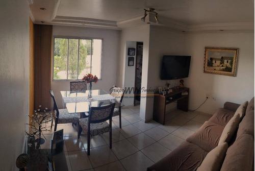 Imagem 1 de 11 de Apartamento À Venda, 52 M² Por R$ 285.000,00 - Parque Novo Mundo - São Paulo/sp - Ap3131