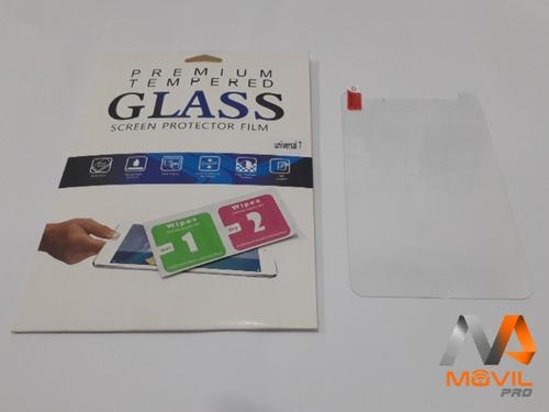 Vidrio Templado 9h Tablet Universal 7 Pulgadas Tienda Valenc