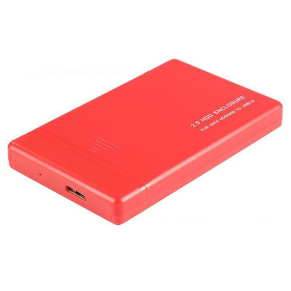 Rígido Externo Caixa Hdd Box Disk Mobile Usb 3.0 Portable L