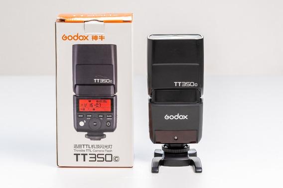 Flash Godox Tt350c Canon