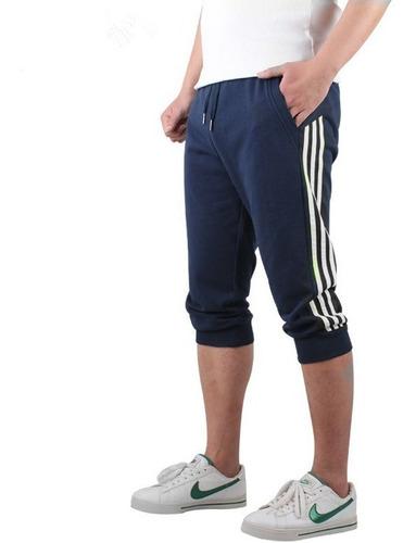 Harem 34 Casual Shorts Capri Bermuda Gym Deportivo Pants dxBeroC
