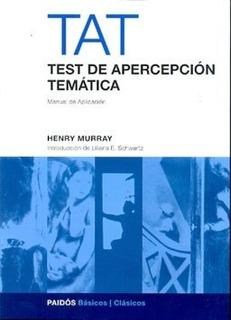 Tat. Test De Apercepción Temática ( Juego Completo). Nuevo.
