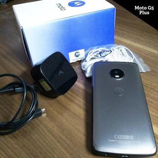 Moto G5 Plus Dual Sim 32 Gb Cinza