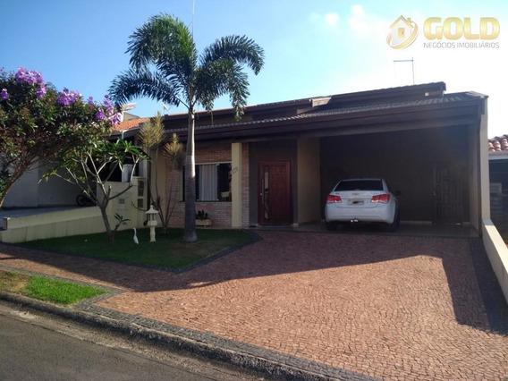 Casa Com 3 Dormitórios À Venda, 195 M² Por R$ 660.000 - Condomínio Aurora - Paulínia/sp - Ca0352