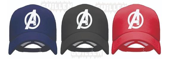 Gorra Avengers Marvel Super Heroes