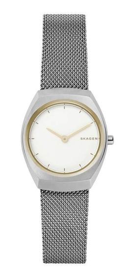 Relógio Skagen Feminino Prata Asta - Skw2654/1bn