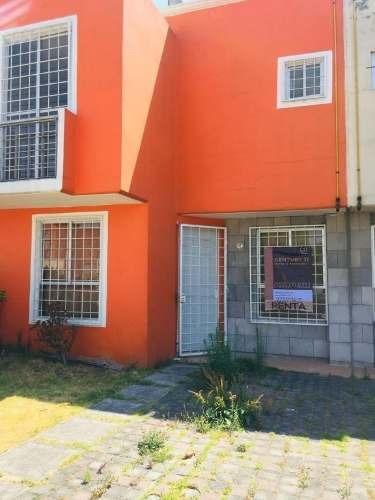 Casa En Renta Dentro De Fraccionamiento En Lerma