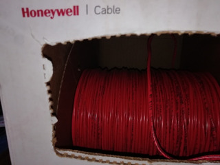 Cable Para Contraincendios 2*16 Y 2*18 Marca Honeywell