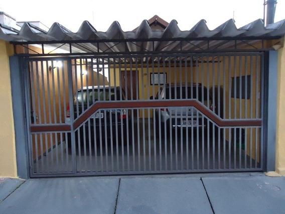 Casa Em Jundiaí, Bairro Vila Arens, 2 Pavimentos.