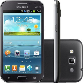 Samsung Galaxy Win Duos I8552 8gb 3g 5mp Cinza Mancha Tela