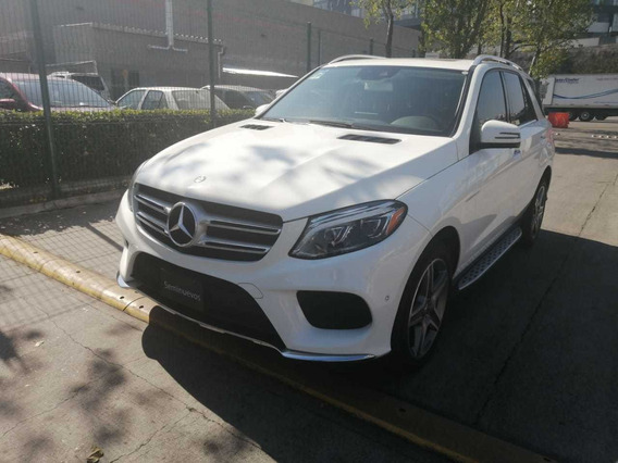 Mercedes-benz Clase Gle 3.0 Suv 400 Sport At 2016