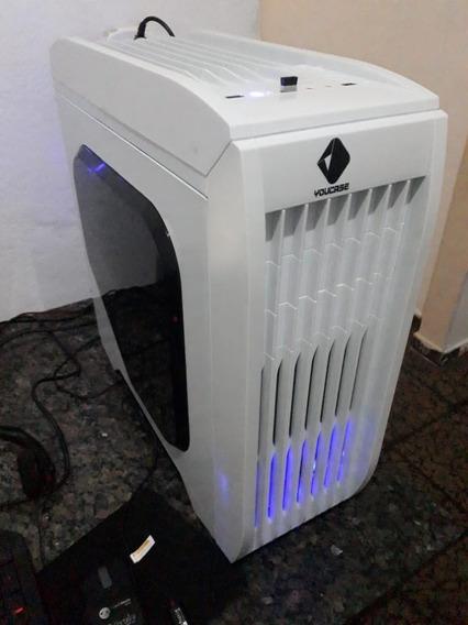 Pc Gamer Ryzen 3 1300x + R9 270 4gb + Ssd 240gb + 8gb Ram