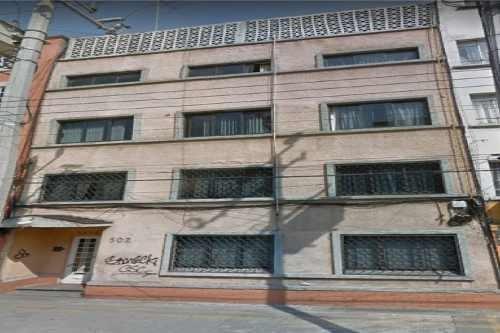 Departamento En Venta En Colonia Narvarte, Benito Juarez