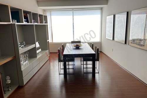 Renta Departamento Terré, Santa Fe, Zedec, Javier Barros Sierra $25,000
