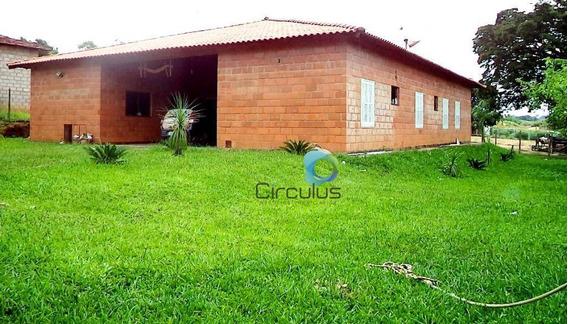 Chácara Residencial À Venda, Sítio Rural, São Sebastião Do Paraíso. - Ch0023