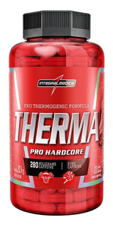 Therma Pro Hardcore 120 Caps - Emagrecedor - Integralmédica