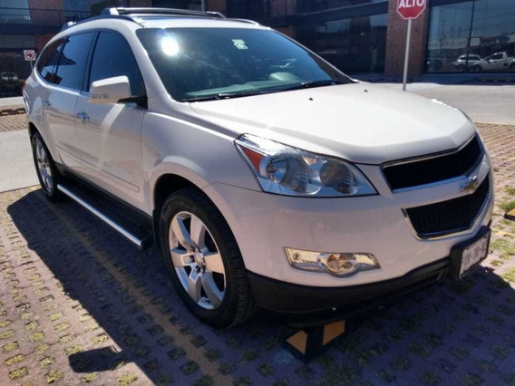 Chevrolet Traverse B Aa Qc Dvd At 2012 Financiamiento