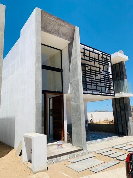 Casa En Cerritos Mazatlan, Fraccionamiento El Cielo Lote 28