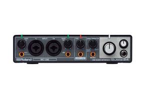 Interface De Áudio Roland Rubix-24 Midi